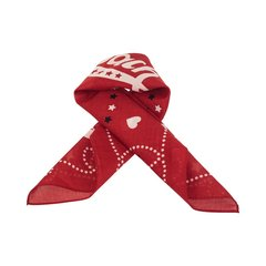 COACH/蔻驰  CHERRY BANDANA 女士纯棉丝巾 F26598图片