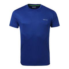 MARMOT/土拨鼠春夏户外新款男超轻速干吸湿排汗防晒T恤圆领透气运动短袖F60390图片