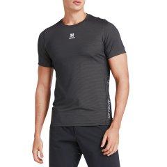 HOTSUIT/后秀  2019年夏季 男款 圆领吸汗短袖T恤 运动健身衣 男士t恤短袖图片