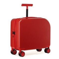 ALLOY+/越甲 指纹解锁智能PC/ABS旅行行李箱 中性款式万向轮登机箱20寸图片