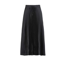 MO&Co./摩安珂女士半身裙MOCO2018夏季新品运动系带时尚百褶半身裙图片