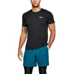 Under Armour/安德玛 男士 速干跑步 运动健身 短袖 男士 运动 T恤 1318417图片