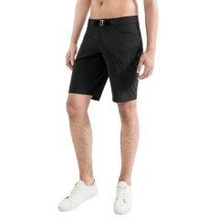 美国后秀/HOTSUIT 2019年夏季 速干短裤 男 运动短裤 透气修身运动五分裤 短裤男图片
