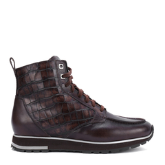SANTONI/圣东尼 真皮  男士休闲运动鞋MBVV14567GN1WST1U55图片