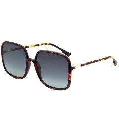【2019新品】DIOR/迪奥 霍思燕明星同款女士太阳镜 SOSTELLAIRE1 59mm 时尚方形板材大框渐变色镜片墨镜眼镜图片