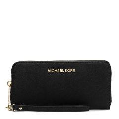 Michael Kors/迈克·科尔斯 Mercer 长款拉链皮质钱夹  钱包 32S7GM9E9L图片