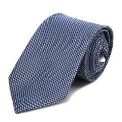 HUGO BOSS/雨果波士领带-男士黑牌领带面100桑蚕丝里58醋纤42粘纤图片
