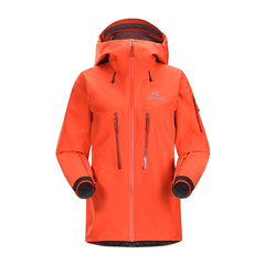 ARCTERYX/始祖鸟 女款连帽冲锋衣 Alpha SV Jacket W 18081图片