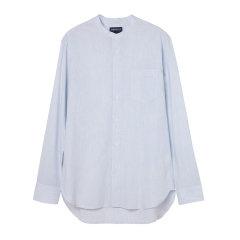 DEPOT3/DEPOT3男装品牌 男士衬衫 立领长袖衬衫图片