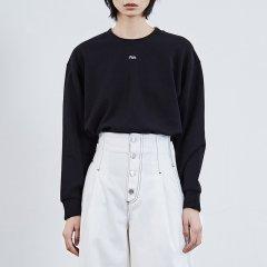 MO&Co./摩安珂女卫衣2018春季新品中国风狗年手绘图案套头长袖卫衣MA181SWS211图片