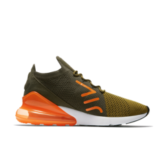 NIKE耐克男鞋2018秋季新款Air Max 270编织大气垫运动鞋轻便跑步鞋 鞋子 AO1023-102 AO1023-301图片