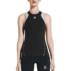 美国后秀/HOTSUIT  2019年夏 运动背心 女运动上衣 弹力透气修身运动T恤 运动背心 女图片