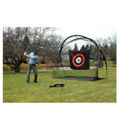 Callaway卡拉威高尔夫打击网 室内高尔夫挥杆练习器打击垫 高尔夫练习器