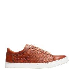 QUARVIF/QUARVIF 2019春夏编织皮的休闲板鞋 QMG81509图片