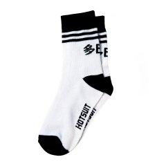 HOTSUIT 女款运动袜中筒防臭女袜图片