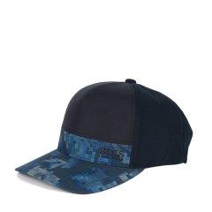 【包税】 HUGO BOSS/雨果波士【18春夏】男士黑绿/深蓝色百搭鸭舌帽 50382624图片