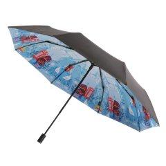 MISS RAIN/MISS RAIN 新品城市伞 圣马丁学院设计 双层防晒 男女晴雨两用遮阳伞图片