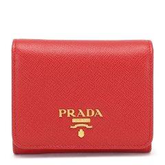 PRADA 纯色 时尚 钱包 1MH176 QWA F0002图片