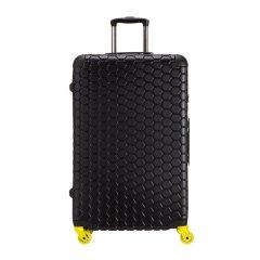 CARPISA/CARPISA Gotech专利系列 中性款式女士,男士通用合金塑料PC/ABS蜂窝状图案万向轮旅行箱行李箱拉杆箱 28寸图片