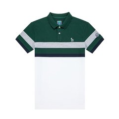 HAZZYS/哈吉斯 温网系列哈吉斯修身撞色显瘦T恤男士短POLO衫ASTZE08BE51图片