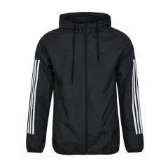 adidas阿迪达斯男装运动服健身训练户外连帽夹克舒适休闲外套 服装 DU5182 DU5183 DU5184图片