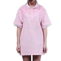 【Designer Womenwear】taoray taoray/taoray taoray/18春夏/男女同款/女士长POLO图片