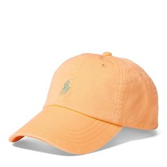 Ralph Lauren/拉夫劳伦 男士小马标全棉斜纹布棒球帽 0040157927图片
