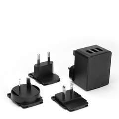 Yell Traveloper系列 3通用USB电源适配器 UA5403T图片
