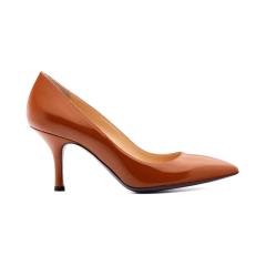 【奢品节可用券】INNIU/妍妮 时尚舒适高跟鞋图片