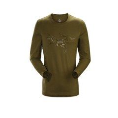 ARCTERYX/始祖鸟功能内衣【经典款】男款棉质长袖T恤19763ArchaeopteryxLST-shirtM图片