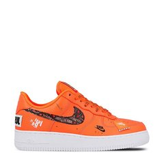 Nike Air Force 1 Just Do It AF1 拼接空军一号 AR7719-800-100图片
