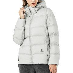 美国HOTSUIT女羽绒服休闲短款冬季新款防风保暖运动外套连帽图片