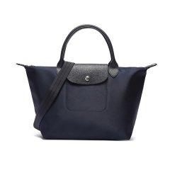 Longchamp/珑骧LePliageNéo女士系列织物短柄小号厚款手提包单肩包1512578379图片