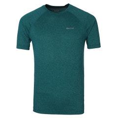MARMOT/土拨鼠AirExchange面料速干吸湿排汗防晒男款短袖T恤F53550图片