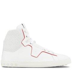 Tod's/托德斯男士休闲运动鞋Tod's for Ferrari 牛皮运动鞋图片
