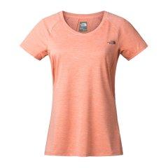 THE NORTH FACE/北面 女士T恤-速干跑步短袖- A2UXZ图片