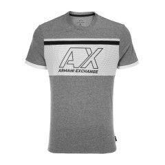 (19春夏)ARMANIEXCHANGE/ARMANIEXCHANGE男士短袖T恤-男士T恤图片