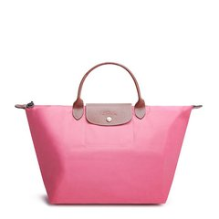 Longchamp/珑骧 Le Pliage系列 女士尼龙中号短柄可折叠手提包饺子包手拎包女包 多色可选 1623089图片