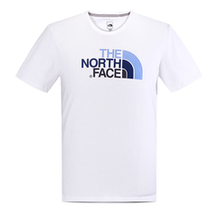 THE NORTH FACE /北面 乐斯菲斯 男式时尚休闲 LOGOT恤 夏款户外运动防晒透气短袖T恤衫图片