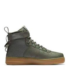 NIKE耐克女鞋SF AIR FORCE 1空军一号高帮休闲运动板鞋 AA3966-004-005图片