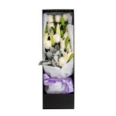 GeleiStory/GeleiStory鲜花系列/GELEISTORY皇家鲜花礼盒2019 情人节限量发行 99盒 店铺特惠图片