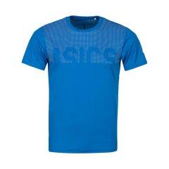 Asics亚瑟士 男式LOGO短袖T恤 18新款图片