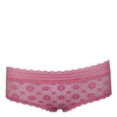 Victoria's Secret/维多利亚的秘密 女士内衣/女士内裤/弹力三角全蕾丝内裤图片