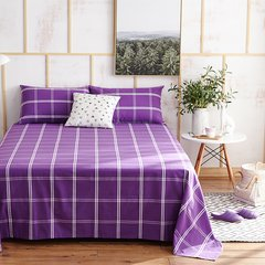 DAPU/大朴老粗布床单冬季款加厚床单纯棉双人床单床品单件1.5/1.8米图片