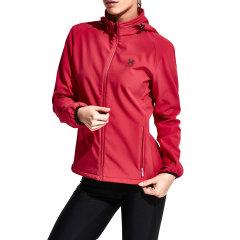 后秀/HOTSUIT 17年运动外套女跑步风衣修身反光透气秋冬训练长袖上衣66092002图片