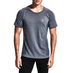 HOTSUIT/HOTSUIT 运动健身短袖T恤一体织跑步短袖衫56094004图片