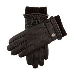 Dents/Henley 男士保暖触屏手套 皮质细腻柔软图片