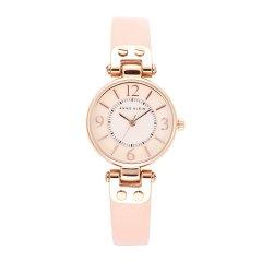 Anne Klein/安妮·克莱因AK手表简约小表盘 复古 舒适皮质表带 经典系列时尚女表石英腕表图片