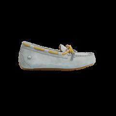【19春夏】DK UGG/DK UGG  601E 平跟鞋  春夏新款 女士单豆豆鞋图片