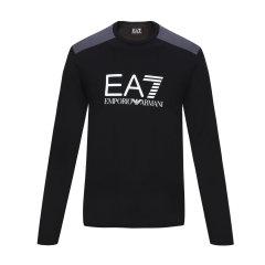 2017年秋冬新品 Emporio Armani/安普里奥阿玛尼 男士长袖T恤 100.00%棉 6YPT89-PJ30Z图片